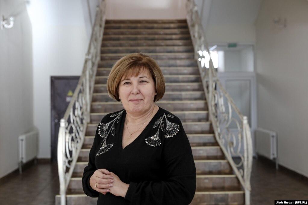 Алена Міронава