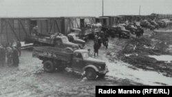 ჩეჩნების დეპორტაცია, 1944 წლის 23 თებერვალი