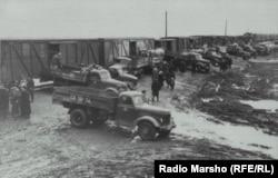 Депортация. Шешенстан, 23 ақпан 1944 жыл.