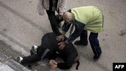 Повреден човек во денешната експлозија во Хомс.