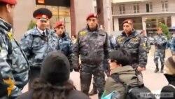 Փաստաբան. Ոստիկանները ցանկացել են մեկուսացնել դեկտեմբերի 2-ի ակցիայի մասնակիցներին