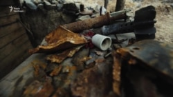 «Як тільки настає режим тиші, через 20 хвилин прилітає «120-ка» – військовий ЗСУ (відео)