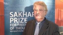 Мустафа Джемілєв увійшов до трійки кандидатів на премію Сахарова (відео)