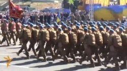 Poroshenko Vows To Boost Troop Numbers