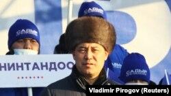 Садыр Жапаров.