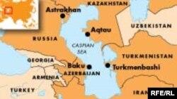 КТК транспортирует нефть из Казахстана к Черному морю