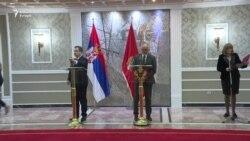 Darmanović i Dačić: Odlični odnosi Srbije i Crne Gore