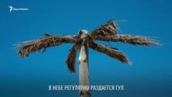 Шоу по-крымски: военные самолеты над пляжем в Прибрежном (видео)