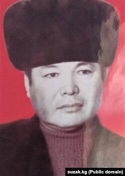 Жазуучу жана журналист Кочкор Борбугулов.