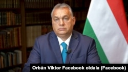 Viktor Orban expresses his condolences to the families of the victims of the Vienna terrorist attack in a video he published on Facebook.