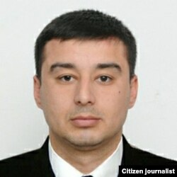 Madaniy meros departamenti Samarqand viloyat boshqarmasi boshlig'i Shuhrat Qilichev