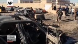 Deadly Bombings Strike Kirkuk, Karbala