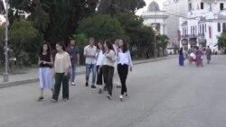В Абхазии готовятся к учебному году (опрос)