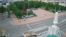 Бойовики самі поцілили в будівлю Луганської ОДА?