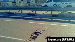 Один из мостов в Севастополе, иллюстрационное фото