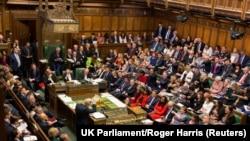 Parlament Velike Britanije, London