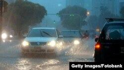 Արգենտինա - Ջրհեղեղը Լա Պլատա նահանգում, 3-ը ապրիլի, 2013թ.