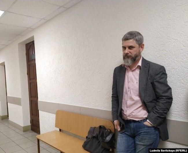 Адвокат Владимир Данилов