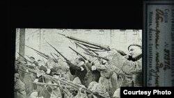 Аксҳои фаромӯшшуда аз Инқилоби соли 1917-и Русия
