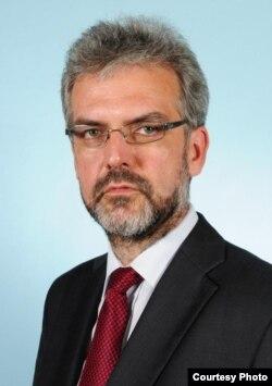 Иржи Шнайдер. Фото с сайта МИД Чешской республики