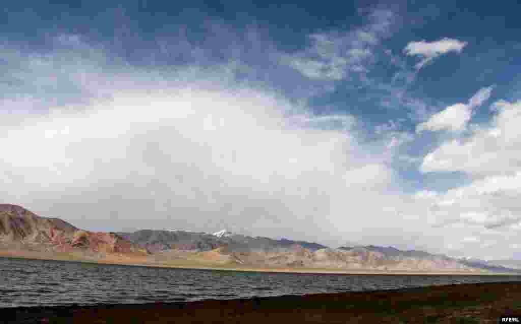 Восточный Памир: у озера Рангкуль... #27