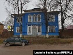 Построенный в эстонский период дом лесопромышленника Русакова