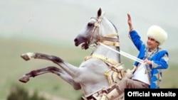 Тулпарчан президент Бердимухаммедов
