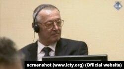 Franko Simatović pred sudom u Hagu