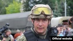 Украина қорғаныс министрі Валерий Гелетей.