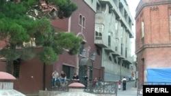 Tbilisidə azərbaycanlıların kompakt halda yaşadığı «Şeytanbazar» məhəlləsi