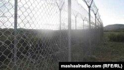 Frontiera pe Linia Durand între Pakistan și Afganistan