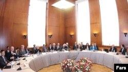 Գերտերությունների և Իրանի բանակցությունների նախորդ փուլը Ժնևում, 15-ը հոկտեմբերի, 2013թ․