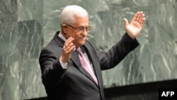 Махмуд Аббас, президент Палестинской автономии.