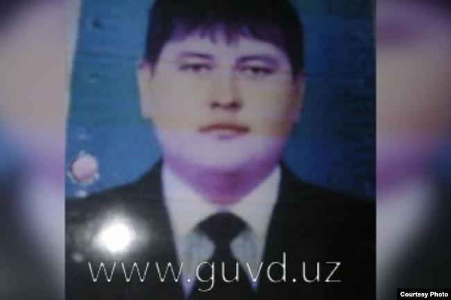 Тошкент ИИББ сайтидан олинди. Отабек Мамирбеков