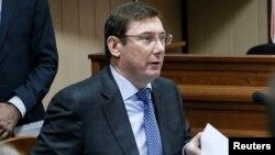 Ukraynanın baş prokuroru Yuri Lutsenko