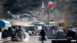 Луганська область, 25 березня 2015 року. Ілюстраційне фото