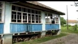 Astarada müəllimin qəzalı evi