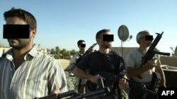 Pripadnici privatnih bezbednosnih kompanija u Iraku, 2007. godina