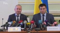 Клімкін: Я поважаю Сенцова, але давайте пам'ятати про усіх бранців