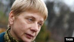 Любовь Ковалева - мать осужденного за взрыв в минском метро Владислава Ковалева