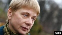 Любовь Ковалева - мать Владислава Ковалева