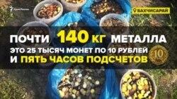 Штраф весом 140 килограмм: крымчане платят за мнение (видео)