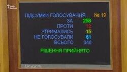 Депутати зробили перший крок до спрощення приватизації (відео)