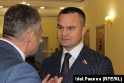 Сергей Казанков әкесімен аттас кісімен бір сайлауға түсіп жатыр.