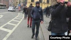 Один из авторов жалобы на участников прогулки