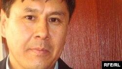 Жаппарбай Шаткам, Иран Ислам Республикасы радиокорпорациясының қазақ тіліндегі радиобағдарламасының жетекшісі. Алматы, 20 қазан 2009 ж.