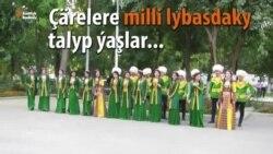 Aşgabat: 'göz üçin geçirilýän' Gurban baýramy