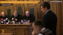 Потерпілі у справі Кернеса мусять довести, що живуть у Києві