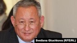 Генеральный директор Научно-исследовательского института проблем биологической безопасности Абылай Сансызбай.