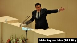 Міхаіл Саакашвілі